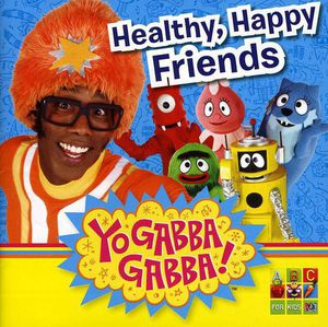 Healthy Happy Friends [Import]