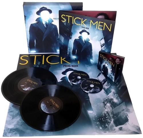 Prog Noir: Deluxe Edition [Import]
