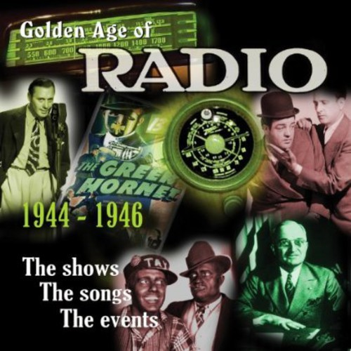 Golden Age of Radio 3 /  Various