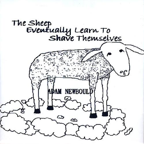 Sheep Eventually Learn to Shave Themselves