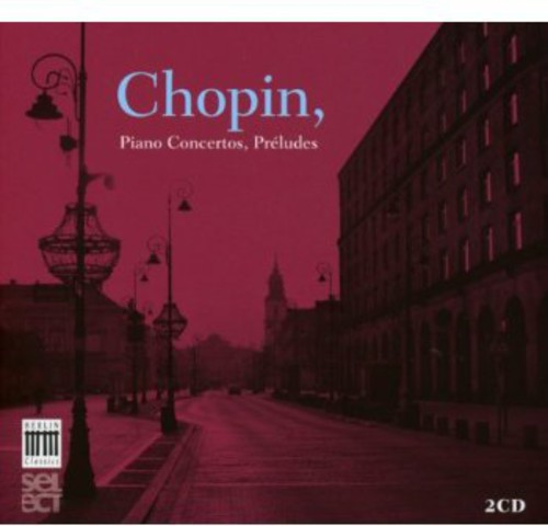 Bc-Select 14 Chopin: Piano Conce