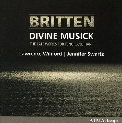 Divine Musick: Late Works for Tenor & Harp