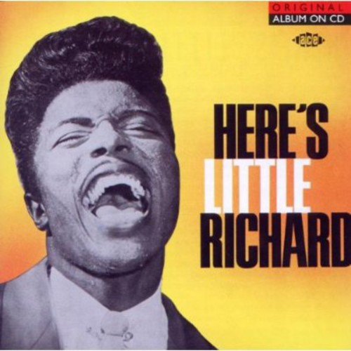 Heres Little Richard [Import]
