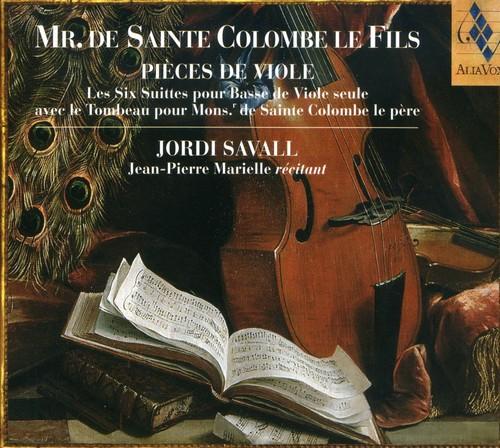 Pieces de Viole 6 Suites