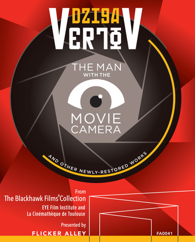 Dziga Vertov: Man With the Movie Camera and Other Newly Restored Works