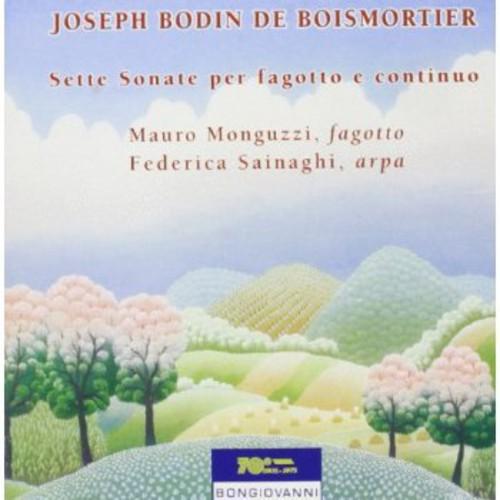 Sette Sonate Per Fagotto E Continuo