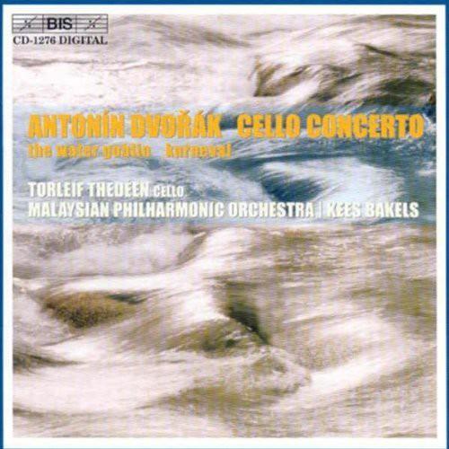 Cello Concerto /  Symphonic Poem /  Concert Overture