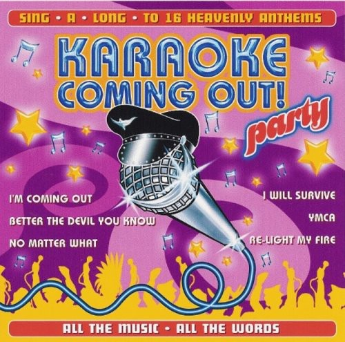 Karaoke Coming Out Party