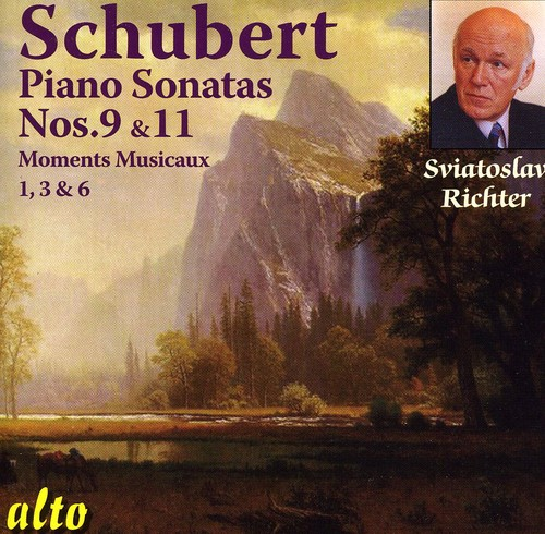 Piano Sonatas 9 & 11: Moments Musicaux