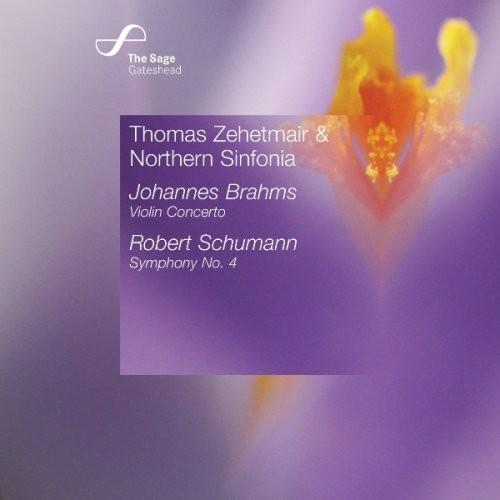 Violin Concerto /  Symphony 4
