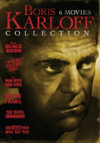 Boris Karloff Collection (6 Movies)