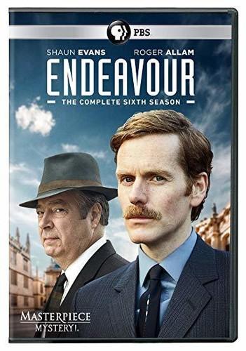 Endeavour: The Complete Sixth Season (Masterpiece)