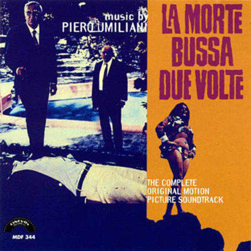 La Morte Bussa Due Volte (Death Knocks Twice) (Original Soundtrack)