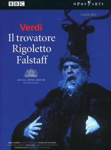Il Trovatore /  Falstaff /  Rigoletto