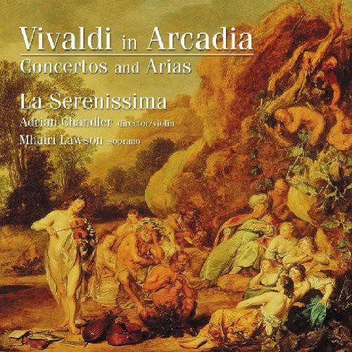 In Arcadia /  Concertos & Arias