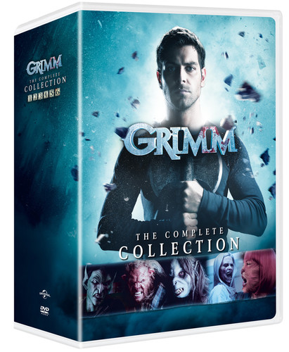 Grimm: The Complete Collection