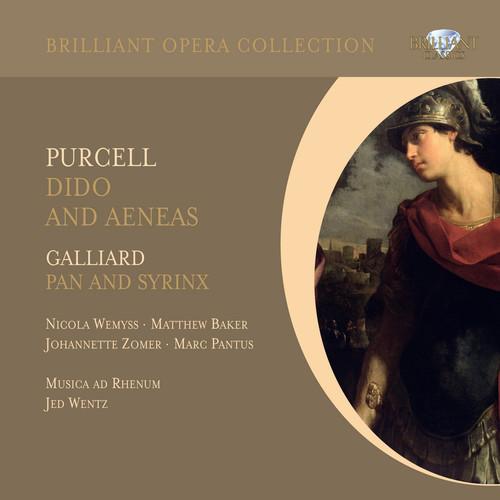 Dido & Aeneas /  Pan & Syrinx