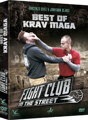 Fight Club In The Street: Best Of Krav Maga