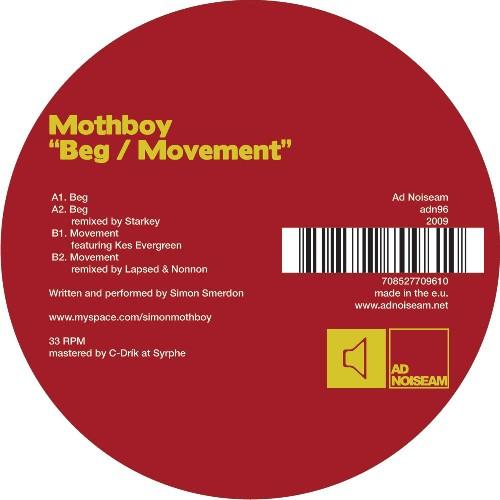 Beg/ Movement