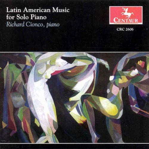 Latin American Music for Solo Piano