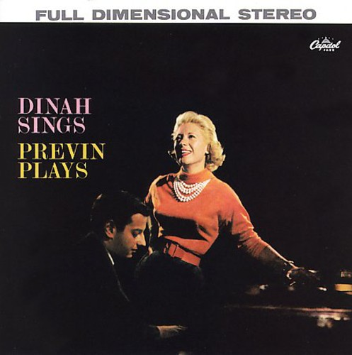 Dinah Sings Previn Plays