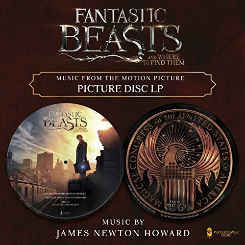 Fantastic Beasts and Where to Find Them (Music From the Motion Picture)