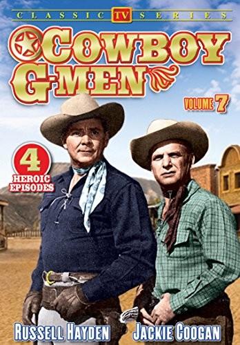 Cowboy G-Men: Volume 7