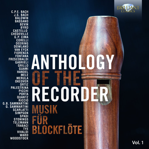 Anthology of the Recorder