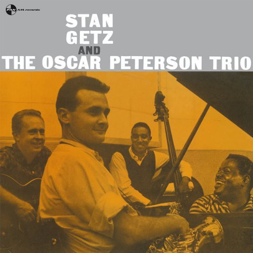 Stan Getz & Oscar Peterson Trio [Import]