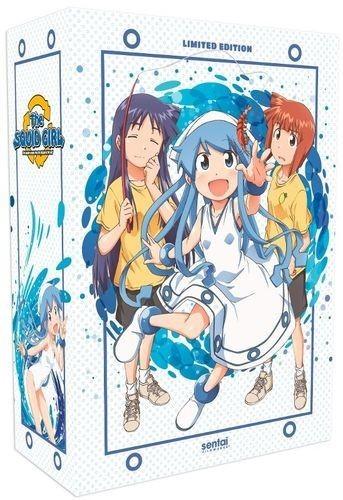 Squid Girl (Premium Box Set)