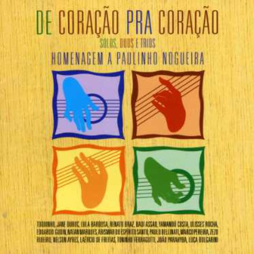 De Coracao Pra Coracao /  Various [Import]
