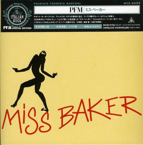 Miss Baker [Import]