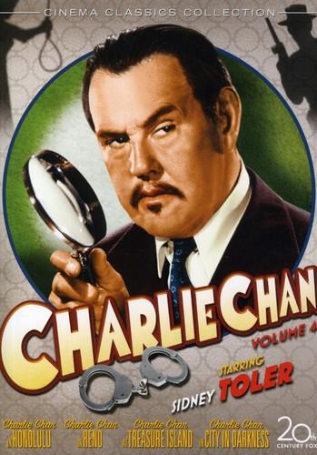 Charlie Chan: Volume 4