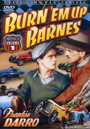 Burn 'Em Up Barnes 1 & 2