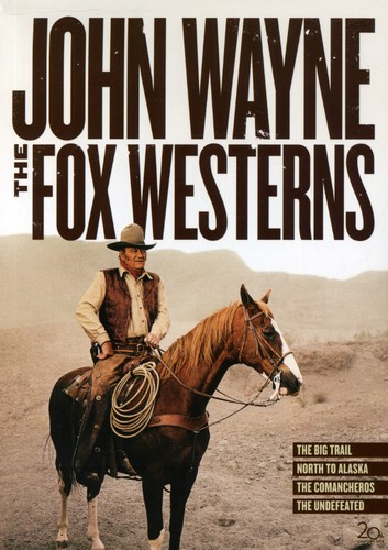John Wayne: The Fox Westerns Collection